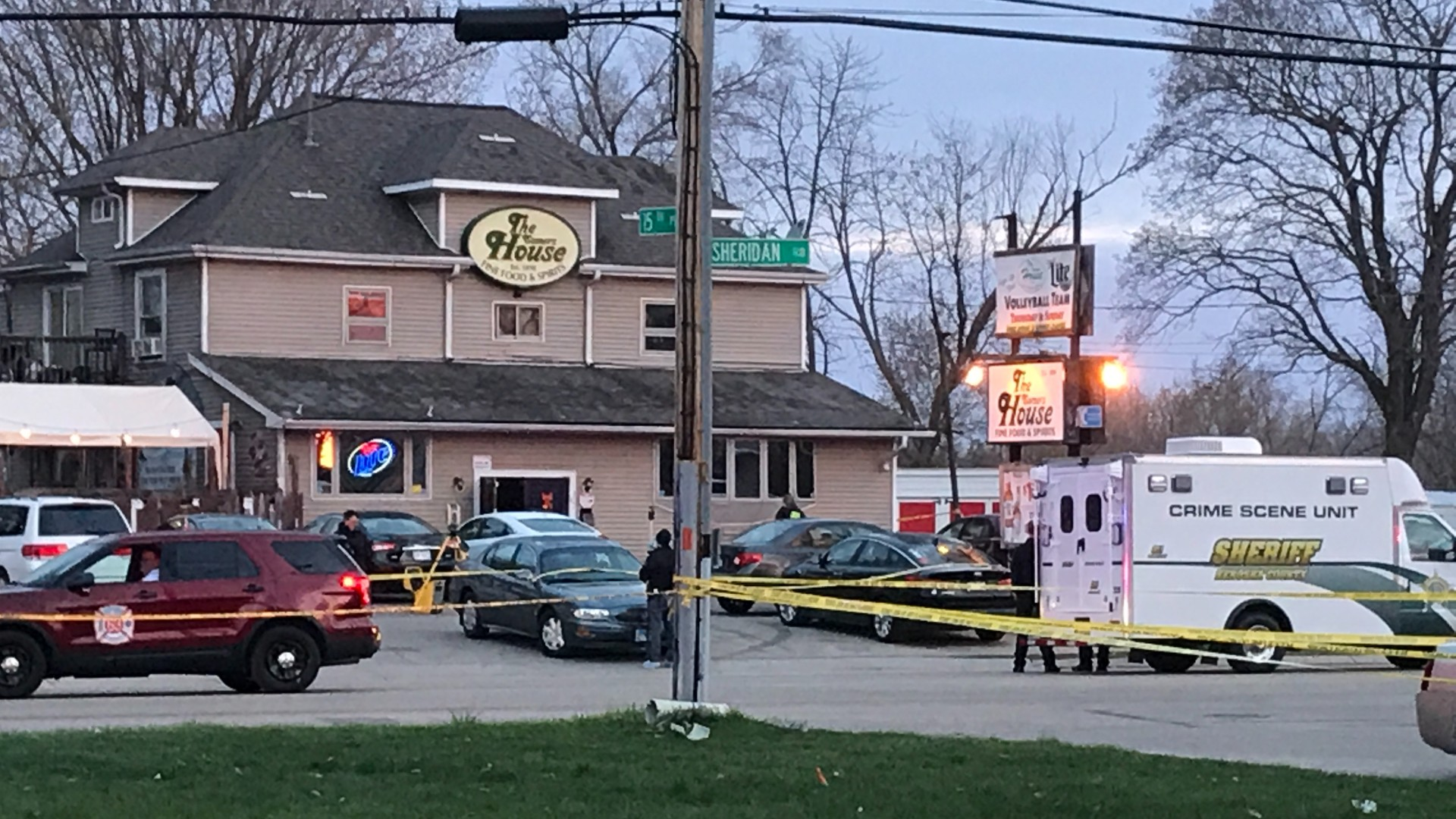 'Senseless tragedy': Gov. Evers responds to Somers House Tavern shooting