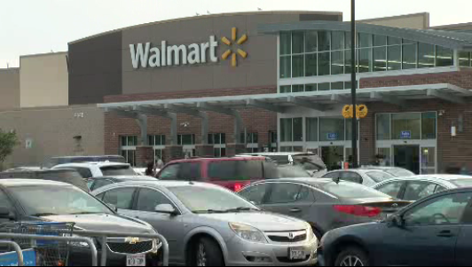 West Milwaukee Police: Man in gorilla mask and diaper fakes stealing bananas from Walmart