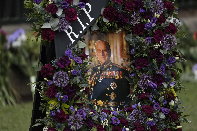 UK prepares for funeral of Prince Philip, Duke of Edinburgh, longtime consort of Queen Elizabeth II