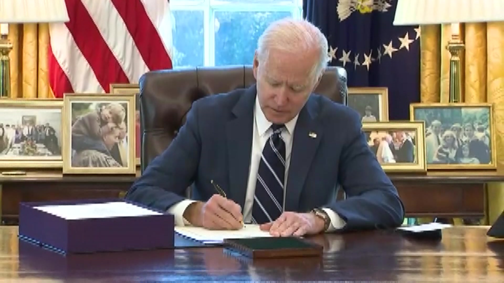 How Biden's first 100 days have impacted Wisconsinites