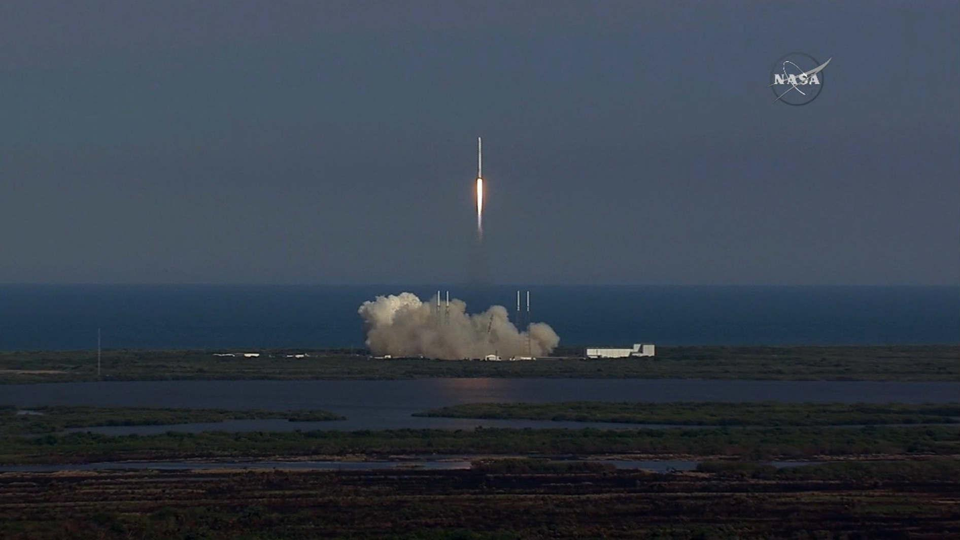 spacex manned mars mission - photo #19