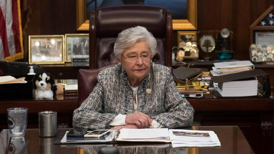 Alabama Gov. Kay Ivey Signs Bill Requiring Student-Athletes to Compete in Sports Based on Their Gender Assigned at Birth