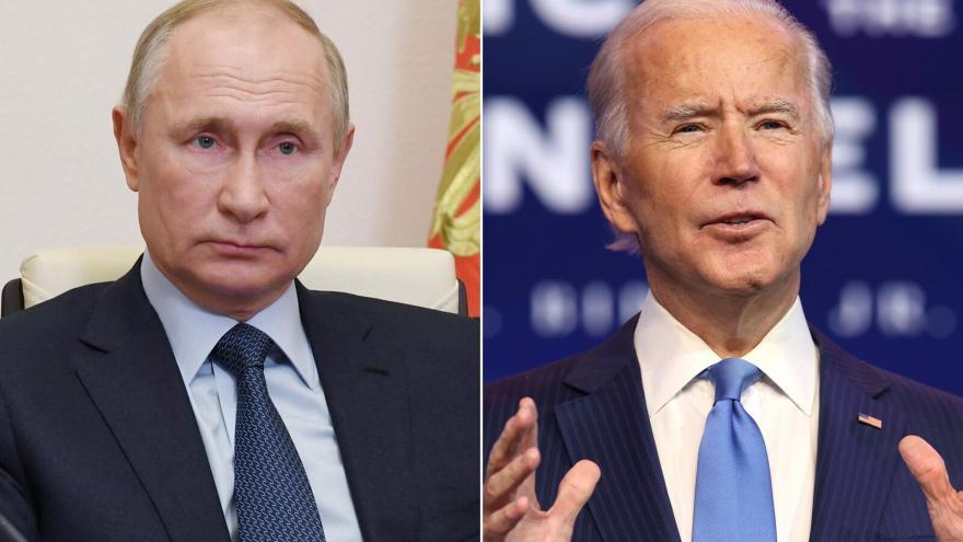 Biden proposes meeting with Putin amid rising Ukraine tensions