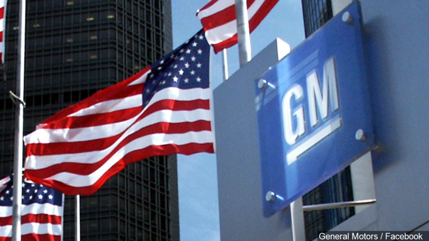 GM announces more layoffs at Michigan plant