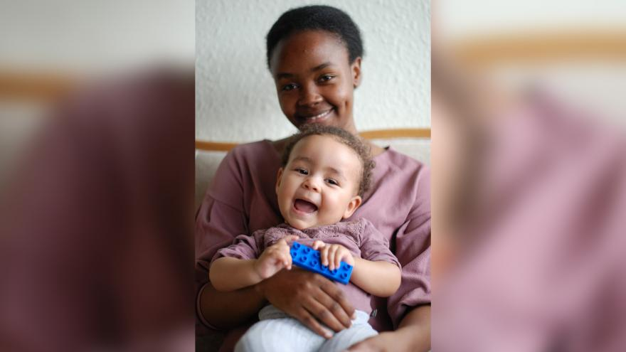 She's 14 months old and needs a drug that costs $2.1 million to save her life