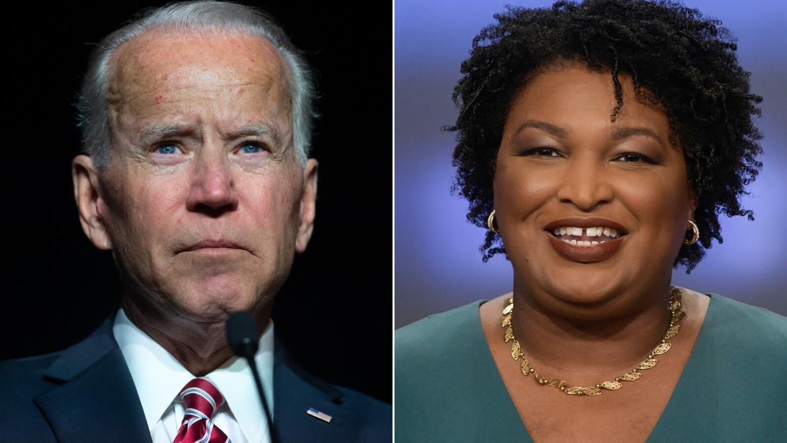 www.cbs58.com: Biden will meet with Stacey Abrams in Atlanta